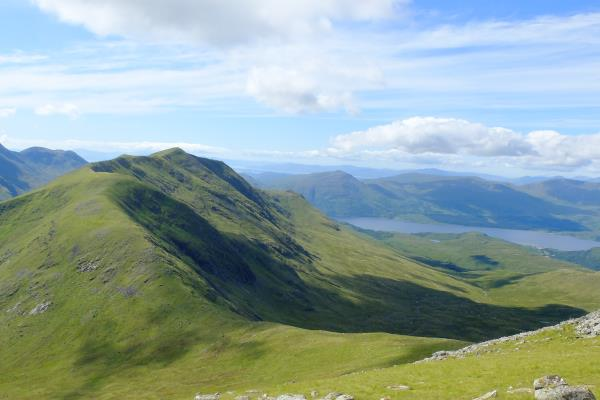 Photo of Looking back to Beinn a' Chochuill