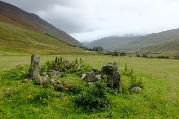 Photo of Remains of stone circle